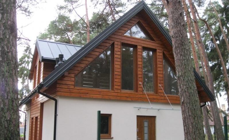 Jeśli dom, to... drewniany, koniecznie!