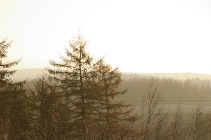 Góra Dylewska i Jezioro Francuskie. Magicznie.