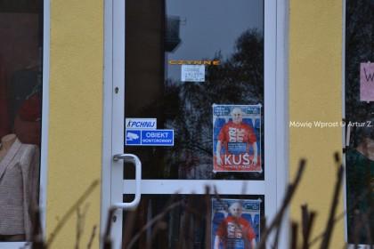 Barwy kampanii. Ostróda przed wyborami.